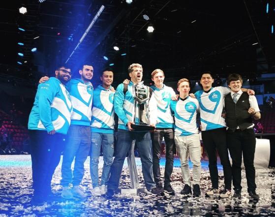 Cloud9 logró una remontada heróico en la final del ELEAGUE Major Boston 2018 - League of Legends