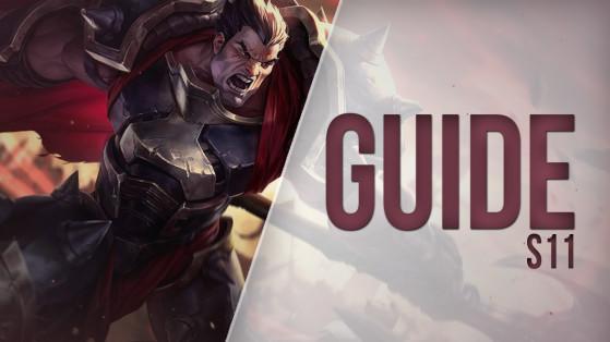 LoL - Guía de Darius Top: Counters, build, runas, trucos y consejos