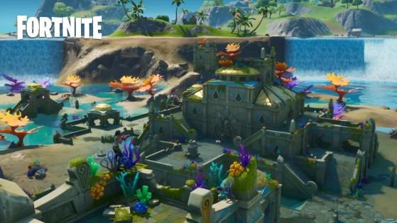 Fortnite: Una de las zonas más antiguas del mapa podría desaparecer esta Temporada 7