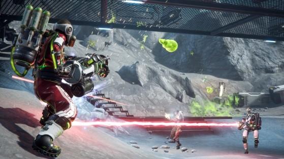 Lemnis Gate: impresiones de un shooter 4D que nos ha dejado con ganas de mucho más