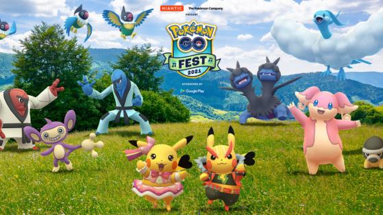 Pokémon GO Fest 2021: ¿Cómo prepararse para el evento? Lo imprescindible para disfrutar del evento