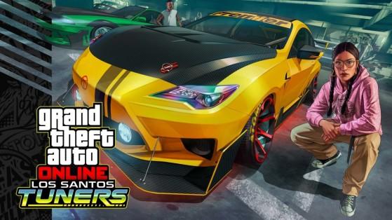 GTA Online: la actualización de