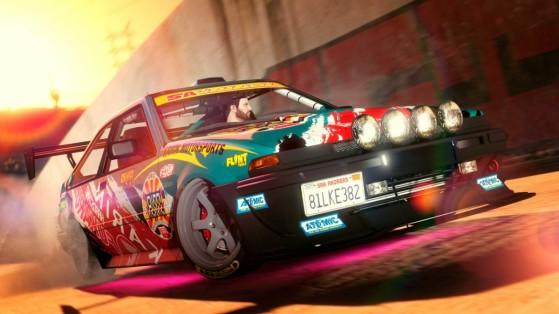 Karin Futo GTX - GTA 5