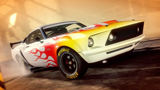 Vapid Dominator GTT - GTA 5