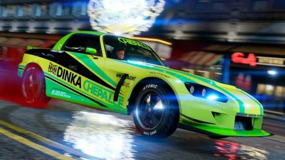 Dinka RT3000 - GTA 5