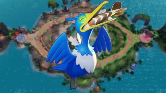 Pokémon Unite: Guía de Cramorant. Build con los mejores objetos, ataques y consejos