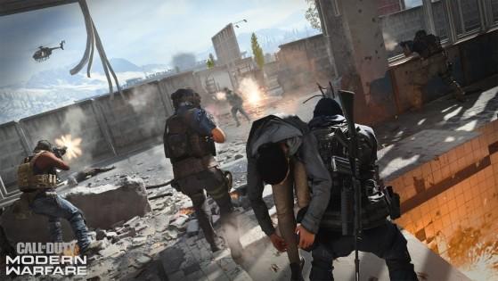¿Cuántos jugadores activos tiene Modern Warfare? El dato que demuestra que es una obra maestra