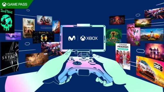 Movistar se mete de lleno en el mundo de los videojuegos con una alianza brutal con Xbox