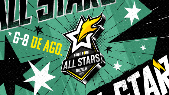Free Fire All Stars 2021 Americas: Influencers, fechas y modos de juego confirmados