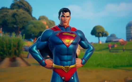 Fortnite: Desafíos para conseguir la skin de Superman, el traje del pase de batalla de Temporada 7