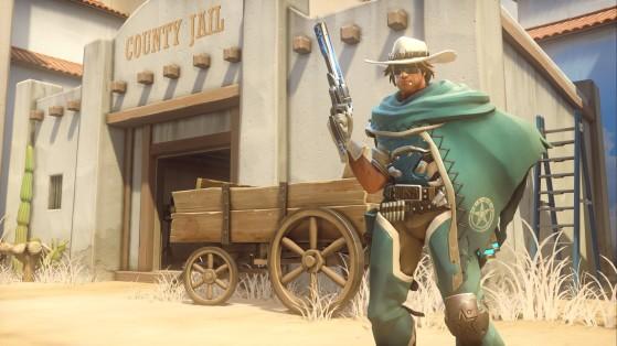 El equipo de Overwatch escuchó a la comunidad y cambiará el nombre de McCree