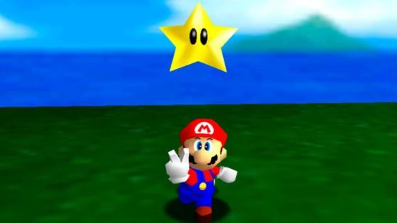 Un modder mete el modelo de Super Mario 64 en Minecraft con su diseño completamente tridimensional