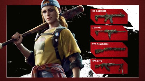 Back 4 Blood: Tier List de las mejores armas del juego