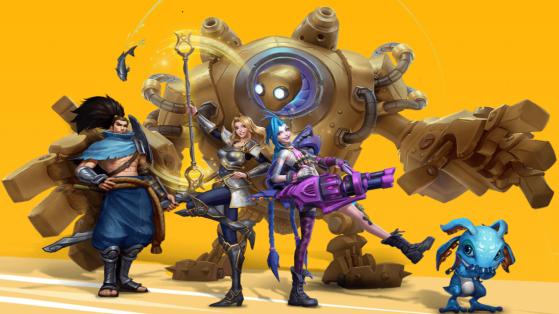 League of Legends: Wild Rift la versión móvil de LoL