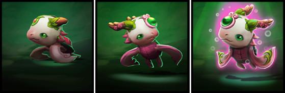 Caparazudo Floral - TFT: Teamfight Tactics