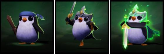 Pingu Caballero - TFT: Teamfight Tactics