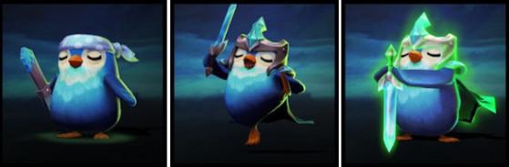 Caballero del Hielo Puro - TFT: Teamfight Tactics