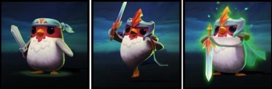 Caballero Extrapicante - TFT: Teamfight Tactics