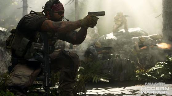 Call of Duty Modern Warfare: Modo Pruebas, guía