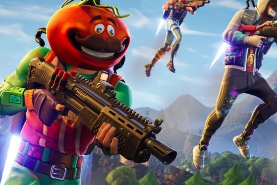 Fortnite es el videojuego más descargado de Nintendo Switch en 2019
