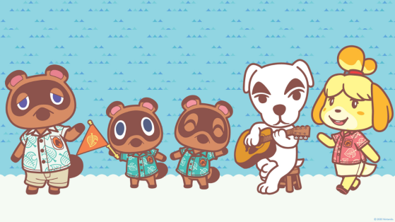 Animal Crossing New Horizons: Toda la información mostrada en el Nintendo Direct