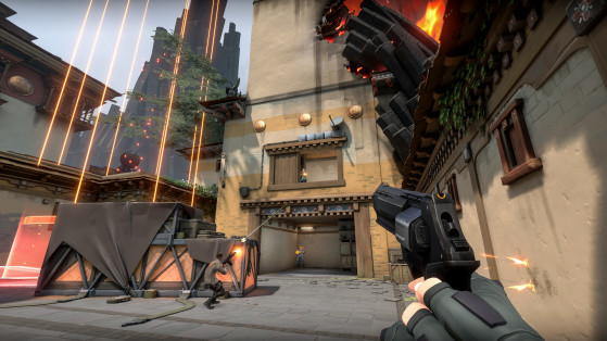 Valorant revela su primer gameplay en un espectacular teaser