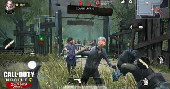 CoD Mobile: Activision se carga el modo zombis por