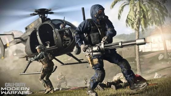 Call of Duty: Modern Warfare - Notas del parche de la actualización 1.17