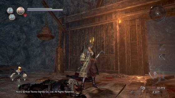 Esa tercera barra tras la de vida y aguante es el poder yokai. - Millenium