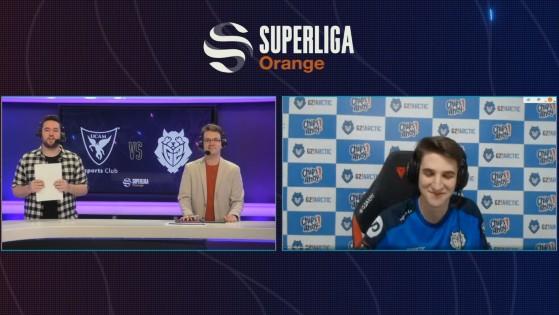 SLO: Oscarinín y Supa llevan a semifinales a G2 Arctic en un Bo5 de infarto