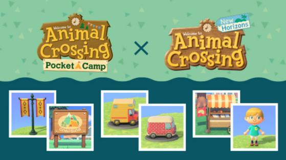 Animal Crossing New Horizons: ¿cómo conseguir artículos especiales de Pocket Camp?