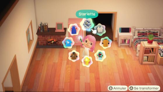 Varita mágica de bambú - Animal Crossing: New Horizons