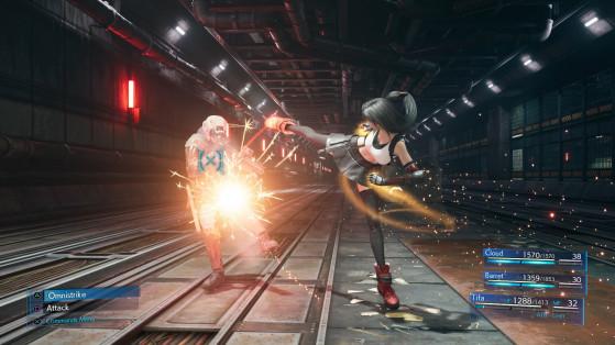 Guía de Final Fantasy VII Remake: Tifa Lockhart, jugabilidad y habilidades