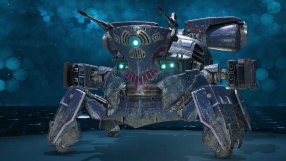Final Fantasy VII Remake, jefe del capítulo 5: Megacañón Guardián