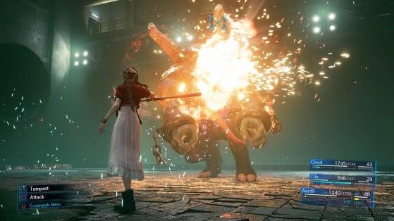 Guía de Final Fantasy VII Remake: Aeris Gainsborough, jugabilidad y habilidades