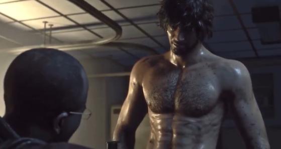 Un Mod De Resident Evil 3 Te Permite Ver El Pene A Carlos Oliveira