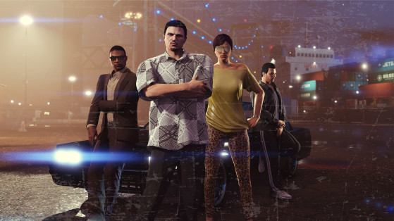 GTA V Online crece con Gerald's Last Play, una nueva expansión con 6 misiones gratis