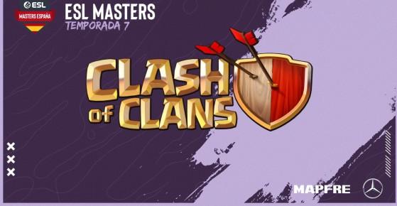 Clash of Clans es el tercer juego de la Temporada 7 de ESL Masters