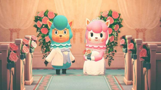 Animal Crossing New Horizons: Guía de la Temporada de Bodas, Consigue todos los objetos