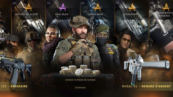 Modern Warfare Warzone: Nuevo Pase de batalla, temporada 4, novedades