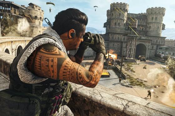 Call of Duty Warzone: El parche de la temporada 4 está solicitando por error 84GB de descarga