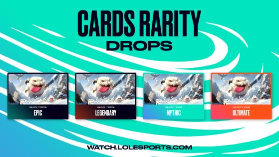 LoL - LEC: Riot usará un sistema de cartas para regalarte skins y campeones si ves la LEC