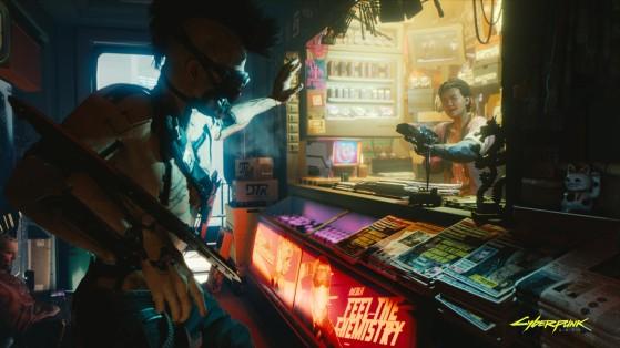Cyberpunk 2077 no permitirá que podamos correr por las paredes a lo Apex Legends o Titanfall