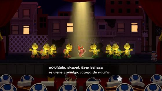 Paper Mario es una ópera bufa. - Millenium