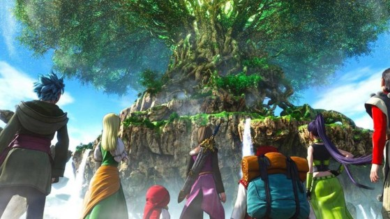Dragon Quest XI S tendrá peores gráficos que el original al ser un port de Switch