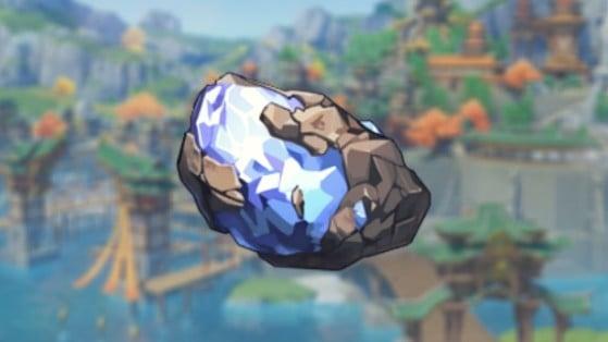 Genshin Impact: Jade noctilucoso, ubicación y dónde encontrarlo