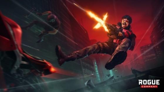 Rogue Company: Dr DisRespect se cuela en el juego con su propia skin y con un nuevo mapa, Arena
