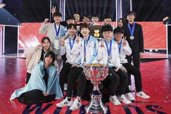 LoL: Corea del Sur celebra la victoria de DAMWON con skins gratis, y no unas cualquiera