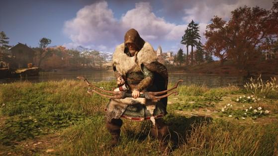 Assassin's Creed Valhalla: armadura y conjunto de cazador, cómo conseguirlo