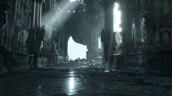 A nivel gráfico, Demon's Souls es el exclusivo más potente de lanzamiento en PS5. - Demon's Souls